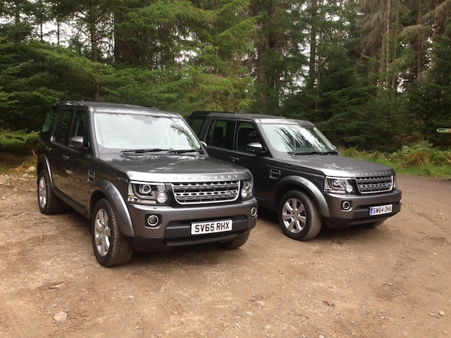 land rover discovery for hire 4x4 rental in scotland. Black Bedroom Furniture Sets. Home Design Ideas
